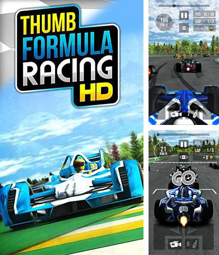 In addition to the game Sampo Lock for Android phones and tablets, you can also download Thumb formula racing for free.