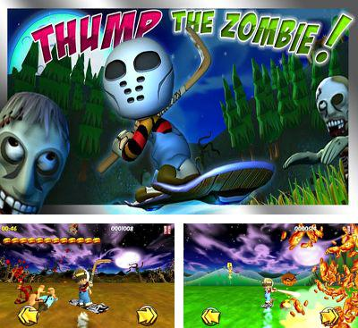 In addition to the game Cube Game for Android phones and tablets, you can also download Thump The Zombie for free.