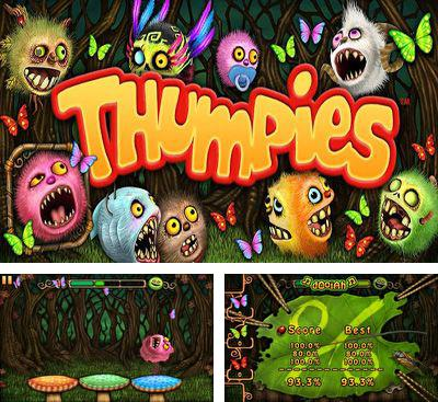 In addition to the game SushiChop for Android phones and tablets, you can also download Thumpies for free.