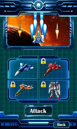Thunder fighter: Storm raiden screenshot 1