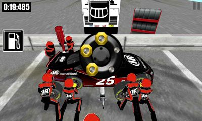 Screenshots of the Thunder Gun Pit Crew Titans for Android tablet, phone.