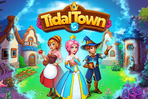 Tidal town: A new magic farming game poster