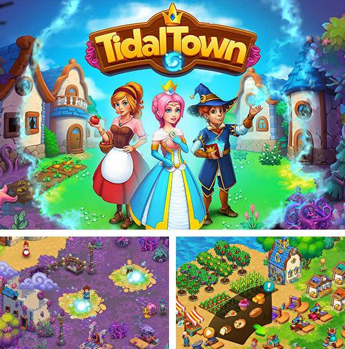 Tidal town: A new magic farming game
