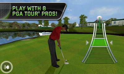 Kostenloses Android-Game Tiger Woods PGA Tour 12. Vollversion der Android-apk-App Hirschjäger: Die Tiger Woods PGA Tour 12 für Tablets und Telefone.