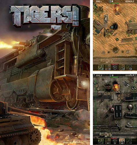 Tigers: Waves of tanks