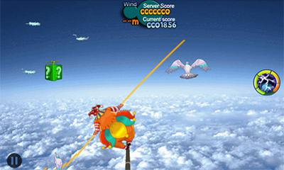 Screenshots of the Tightrope Hero for Android tablet, phone.