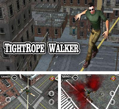 In addition to the game Pumped BMX for Android phones and tablets, you can also download TightRope Walker 3D for free.