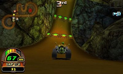 Tiki Kart 3D screenshot 3