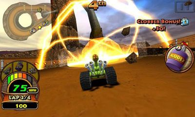 Tiki Kart 3D screenshot 5