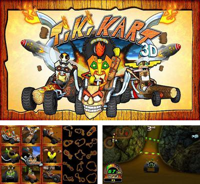 In addition to the game Planet 51 Racer for Android phones and tablets, you can also download Tiki Kart 3D for free.