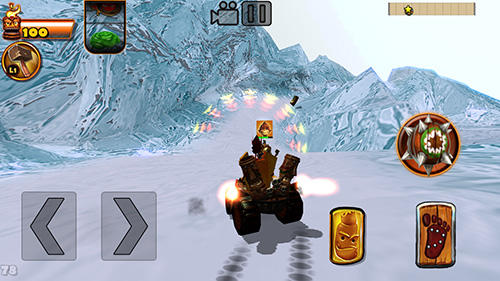 Tiki kart island screenshot 1