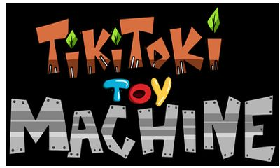 Tiki Toki Toy Machine poster