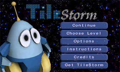 Tile Storm poster