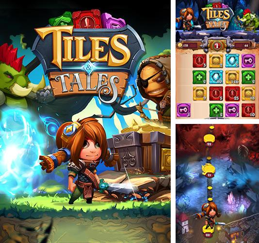 In addition to the game Shorties's kingdom for Android phones and tablets, you can also download Tiles and tales for free.
