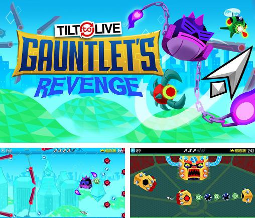 In addition to the game Sleep attack TD for Android phones and tablets, you can also download Tilt 2 live: Gauntlet's revenge for free.