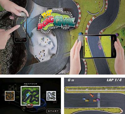 In addition to the game Jack Pott - The Great Escape for Android phones and tablets, you can also download Tilt Racing for free.