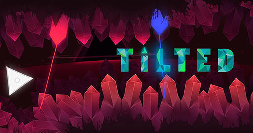 Tilted: A tale of refraction poster
