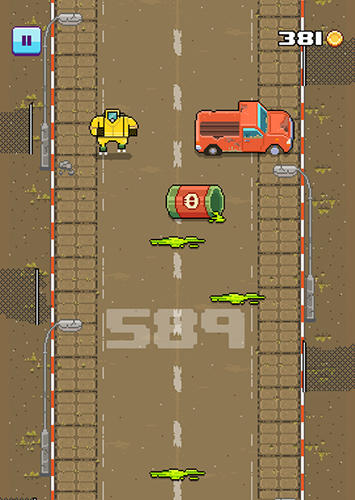 Timber roller screenshot 1