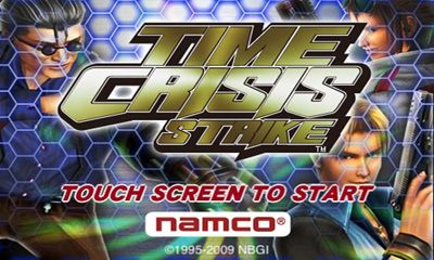 Time Crisis Strike poster