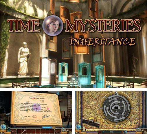 In addition to the game Bathory: The bloody countess for Android phones and tablets, you can also download Time mysteries 1: Inheritance for free.