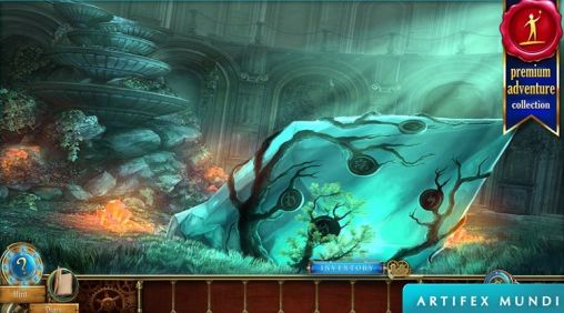 Screenshots von Time mysteries 2: The ancient spectres für Android-Tablet, Smartphone.