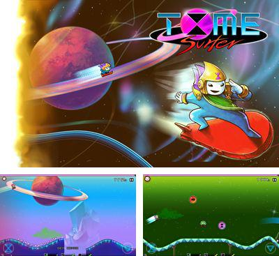 In addition to the game Mushroom war for Android phones and tablets, you can also download Time Surfer for free.