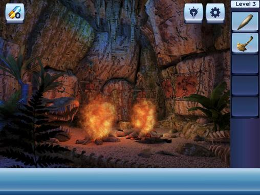 Screenshots von Time travel: Escape für Android-Tablet, Smartphone.