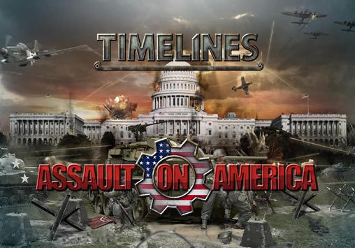 Timelines: Assault on America обложка