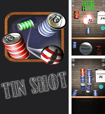 In addition to the game Throwing Knife 2 for Android phones and tablets, you can also download Tin Shot for free.