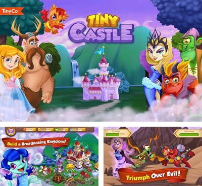 In addition to the game Monster Pet Shop for Android phones and tablets, you can also download Tiny Castle for free.