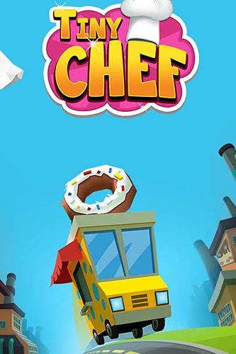 Tiny chef: Clicker game poster