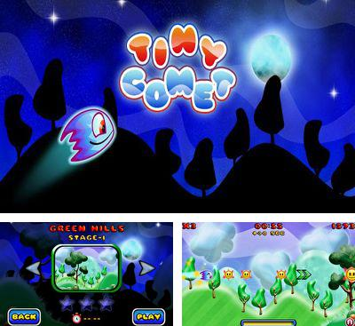 In addition to the game Tiny Story In Love for Android phones and tablets, you can also download Tiny Comet for free.