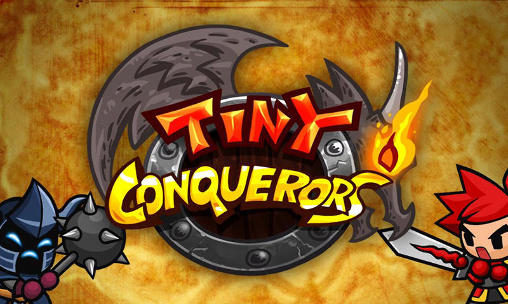 Tiny conquerors poster