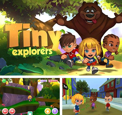 In addition to the game SAMMY 2 . The Great Escape. for Android phones and tablets, you can also download Tiny explorers for free.