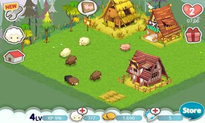 Jogue Tiny Farm para Android. Jogo Tiny Farm para download gratuito.