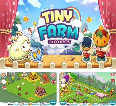 In addition to the game Battleships 3D for Android phones and tablets, you can also download Tiny Farm for free.