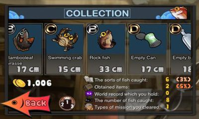 Tiny Fishing screenshot 2