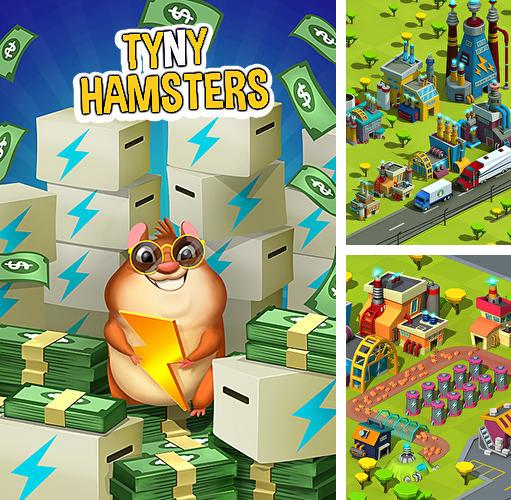 In addition to the game Comish for Android phones and tablets, you can also download Tiny hamsters: Idle clicker for free.