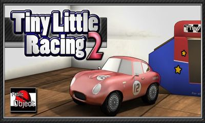 Tiny Little Racing 2 poster