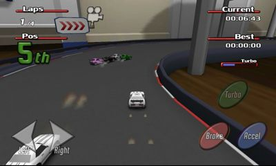 Juega a Tiny Little Racing 2 para Android. Descarga gratuita del juego Carrera de cochecitos 2.