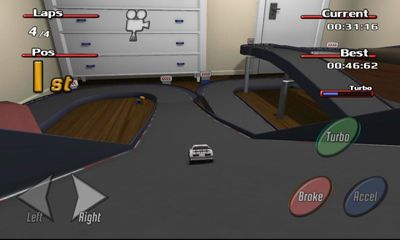 Screenshots von Tiny Little Racing 2 für Android-Tablet, Smartphone.