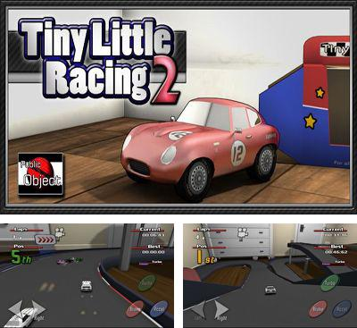 In addition to the game SportsWorldCup for Android phones and tablets, you can also download Tiny Little Racing 2 for free.