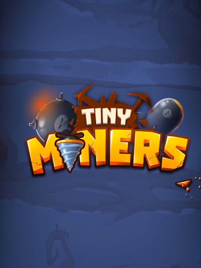 Tiny miners poster