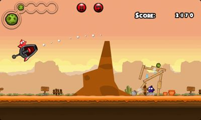 Screenshots von Tiny Monsters für Android-Tablet, Smartphone.