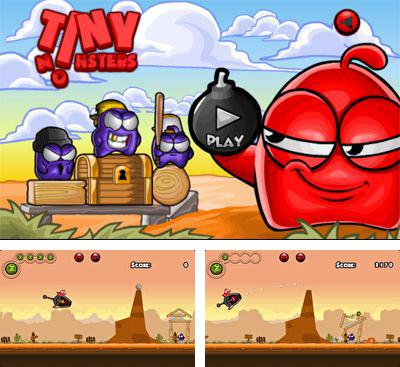 In addition to the game Chicken Raid for Android phones and tablets, you can also download Tiny Monsters for free.