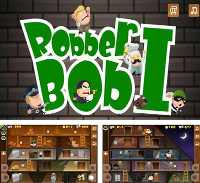 In addition to the game Catch Duck for Android phones and tablets, you can also download Tiny Robber Bob for free.
