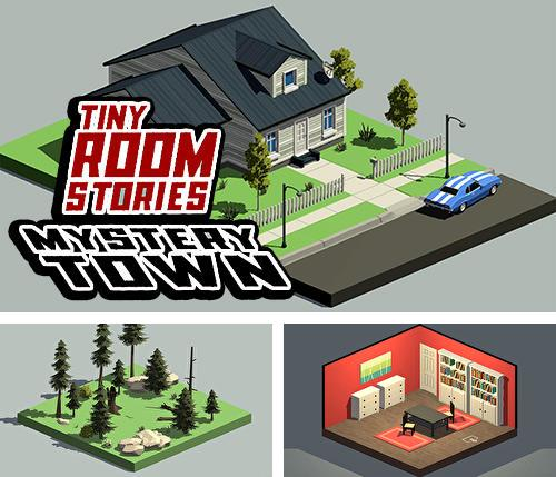 Tiny room stories: Mystery town