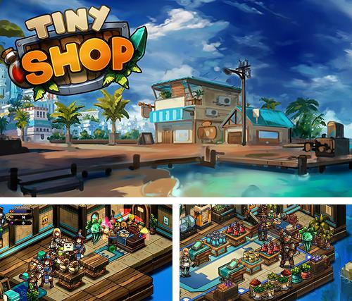 Tiny shop: Cute rpg store