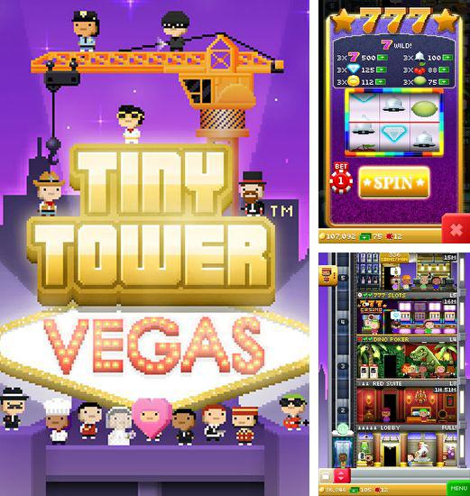 Tiny tower: Vegas
