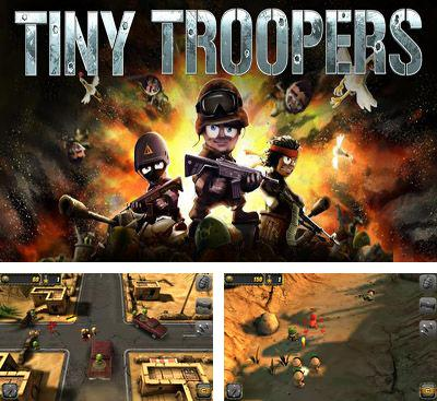 In addition to the game Paper Race 3D for Android phones and tablets, you can also download Tiny Troopers for free.